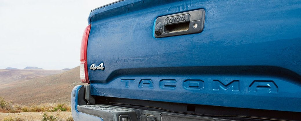 2016 Toyota Tacoma Exterior And Interior Color Options At White River Junction