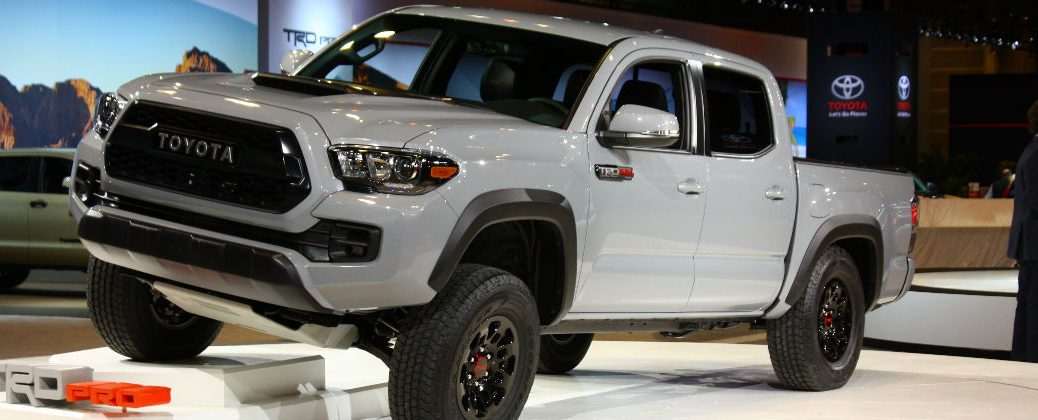 Official 2017 Toyota Tacoma Trd Pro Release Date At White River Junction