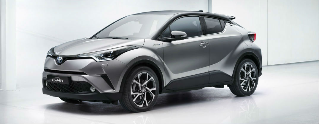 When Will the Toyota C-HR Compact Crossover Arrive in the United States?