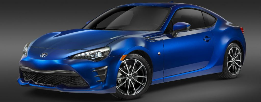 2017 Toyota 86 Debut and Release Date at White River Toyota-White River Junction VT-Blue 2017 Toyota 86 Front Exterior Design