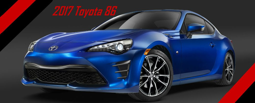 2017 Toyota 86 Debut and Release Date at White River Toyota-White River Junction VT-Blue 2017 Toyota 86 Sports Coupe Front Exterior Design