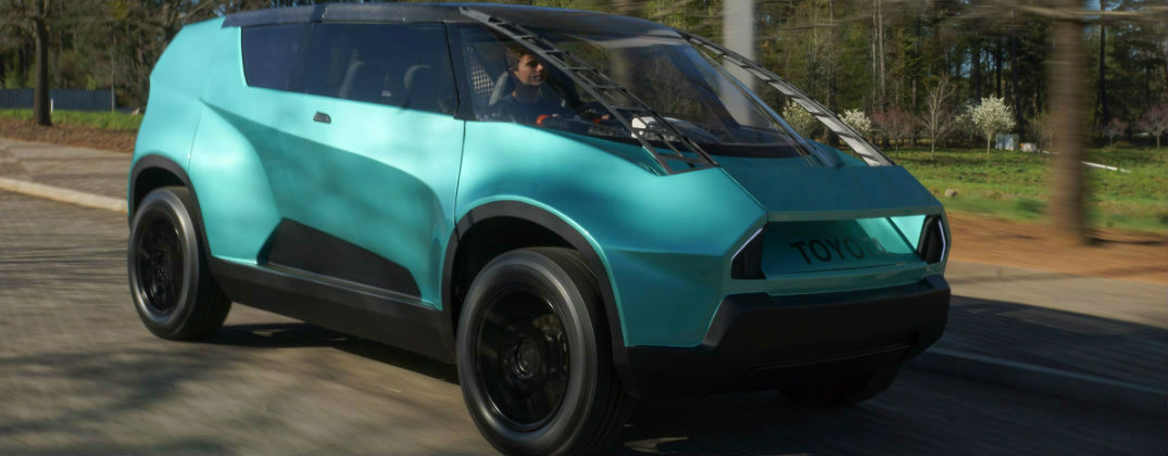 Toyota uBox Concept Breaks New Ground in the Automotive Industry