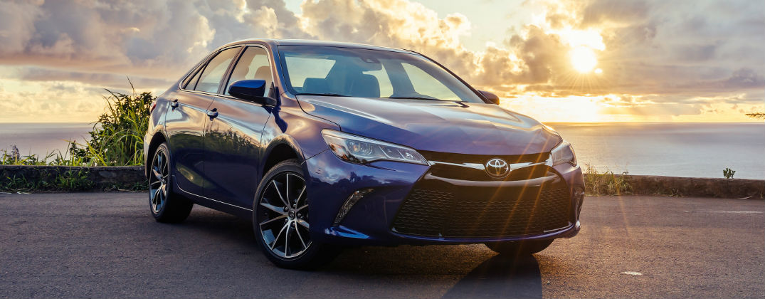 2017 Toyota Camry Release Date And Features