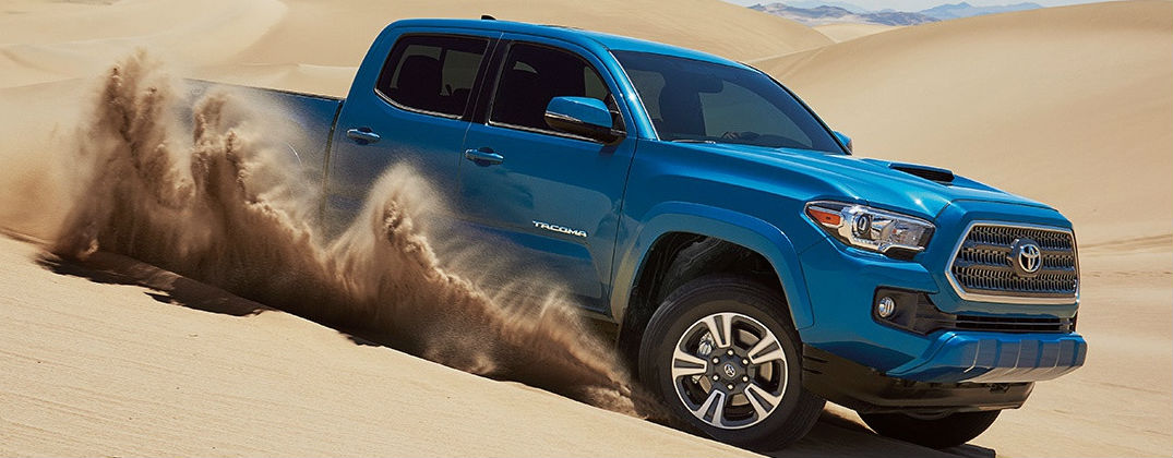 Series of Toyota Tacoma Videos Put Toyota-Brand Toughness and Features on Display