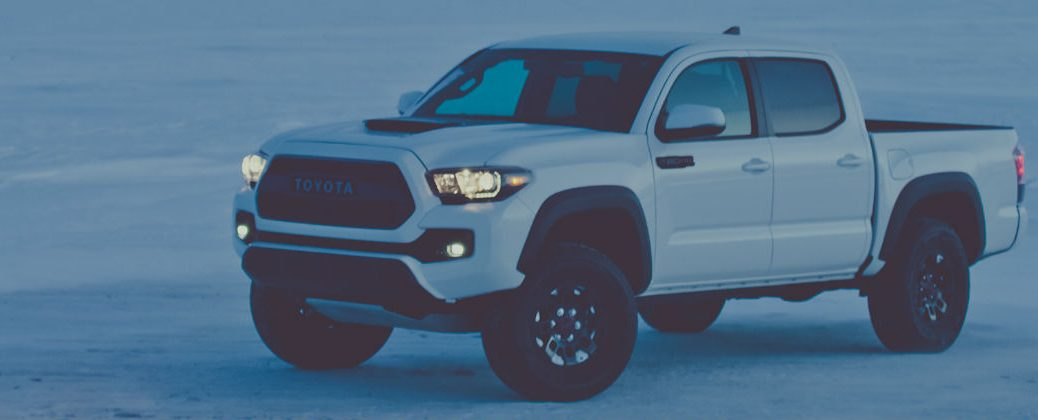Official 2017 Toyota Tacoma TRD Pro Price and Features