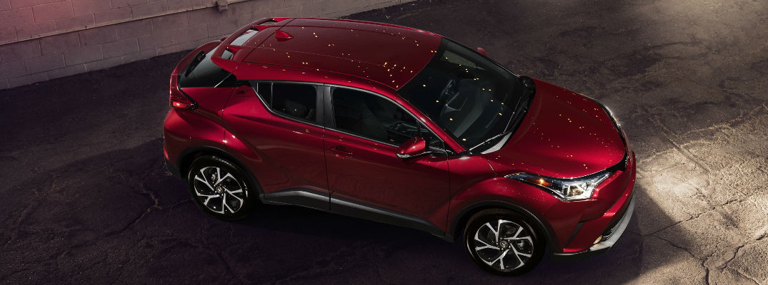 When Will the Next-Generation 2018 Toyota C-HR Be Available at Dealerships?