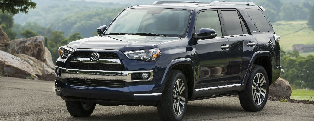 2017 Toyota 4Runner >> Official 2017 Toyota 4runner Release Date And Features