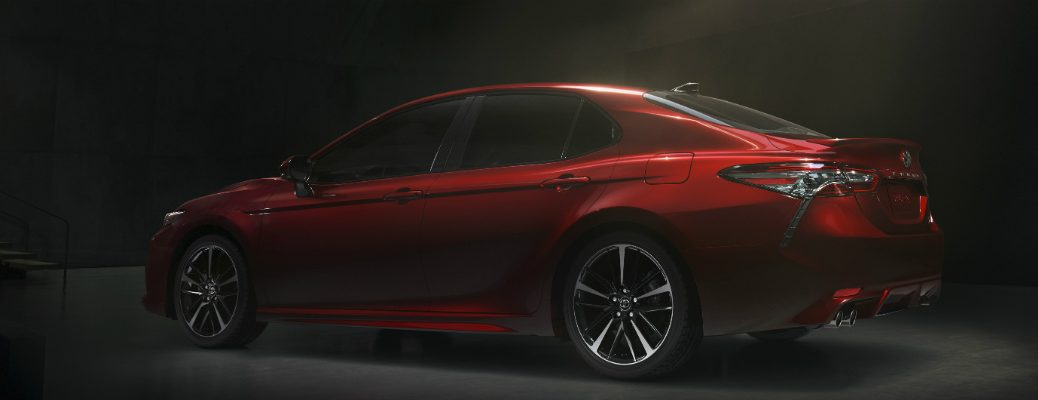 See the New engines in the 2018 Toyota Camry
