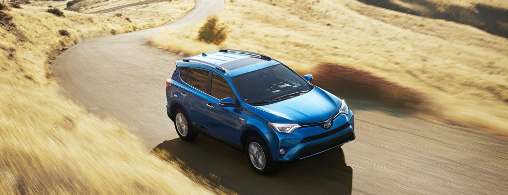 Can You Get A 2017 Toyota Rav4 With Awd