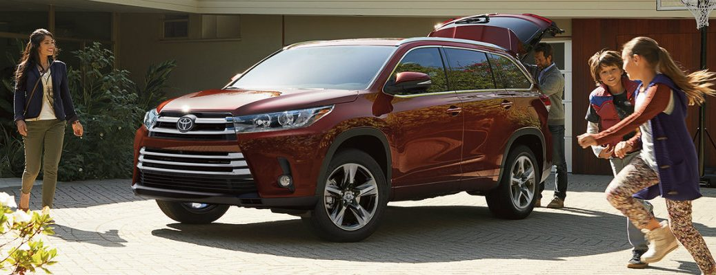 Toyota Highlander Seating >> How Many Seats Are In The 2017 Toyota Highlander