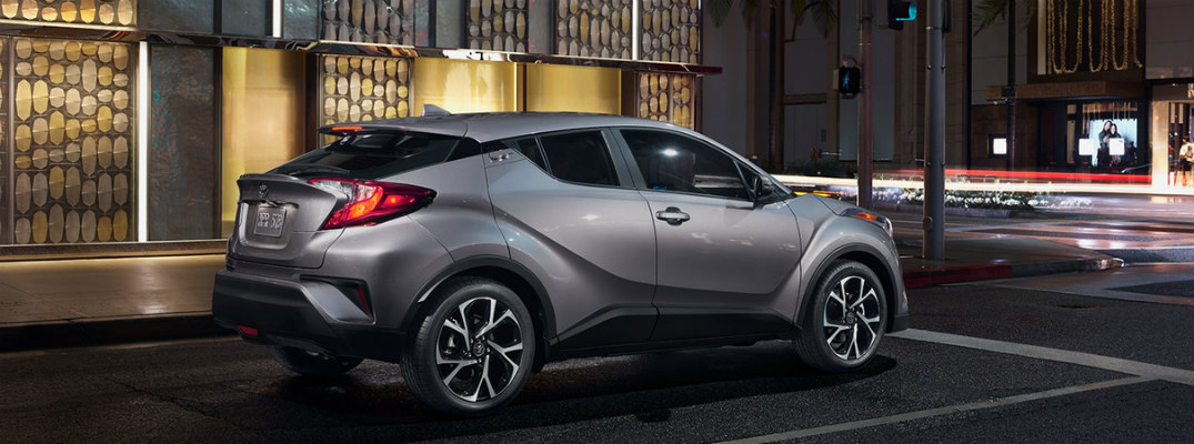 Explore the Advanced Safety Features in the Toyota C-HR