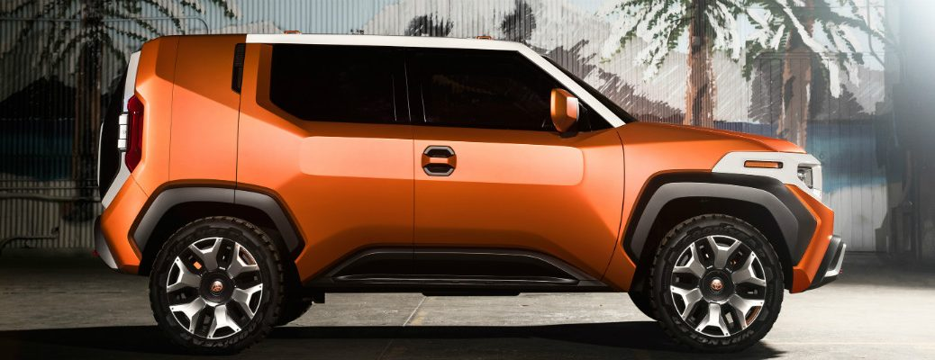Did Toyota bring anything new to the 2017 New York Auto Show?