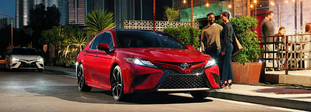 Does the 2018 Toyota Camry Come Standard With Advanced Safety Features?