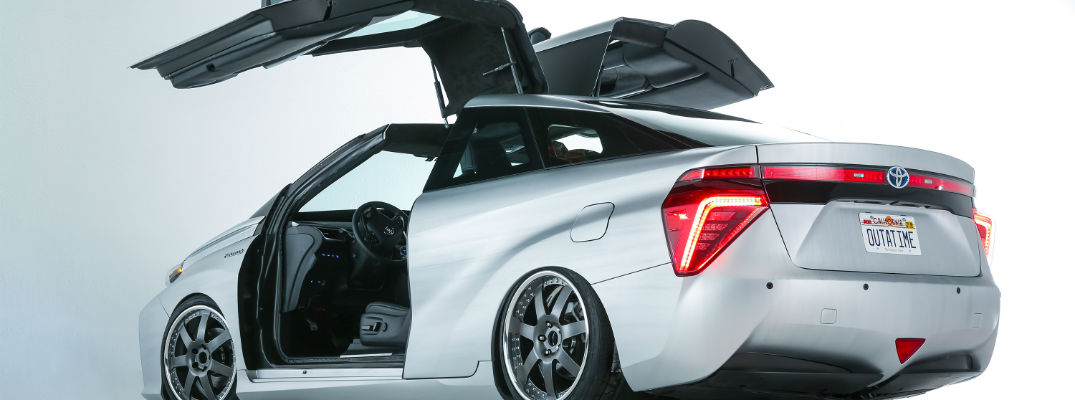Toyota teases exciting possibilities ahead of 2017 SEMA show