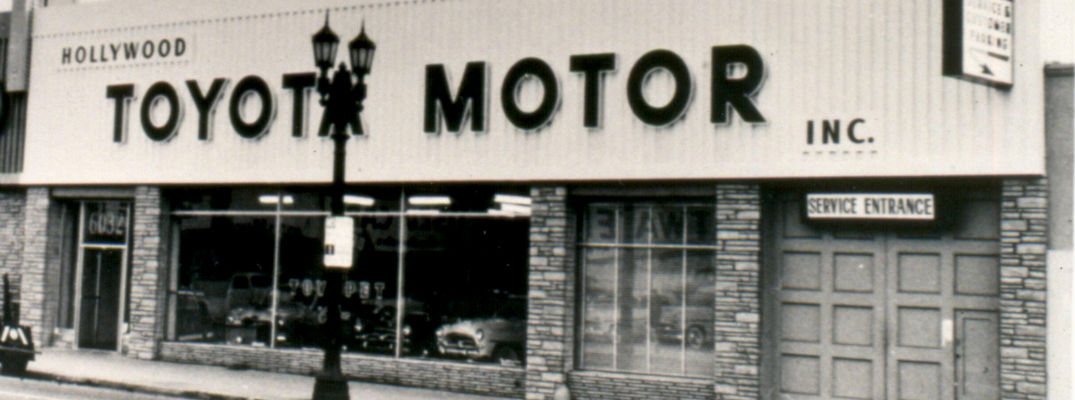Toyota celebrates 60 years of innovation in America