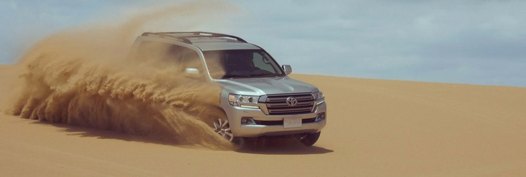 2018 Toyota Land Cruiser Engine and Performance Specs