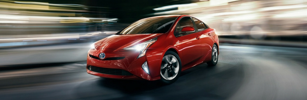 2018 Toyota Prius Safety Features