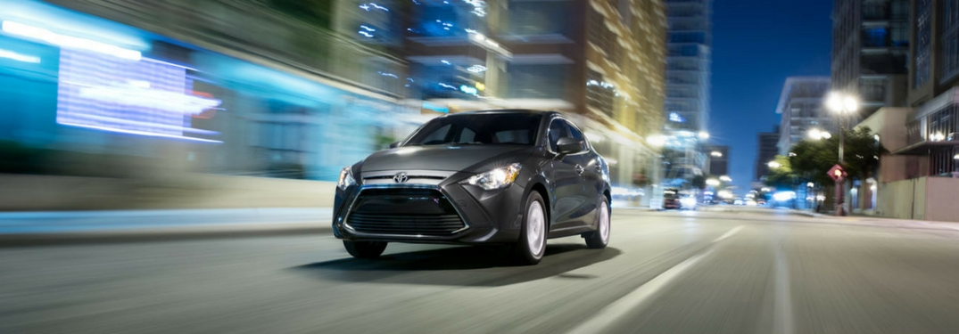 2018 Toyota Yaris iA Available Safety Features
