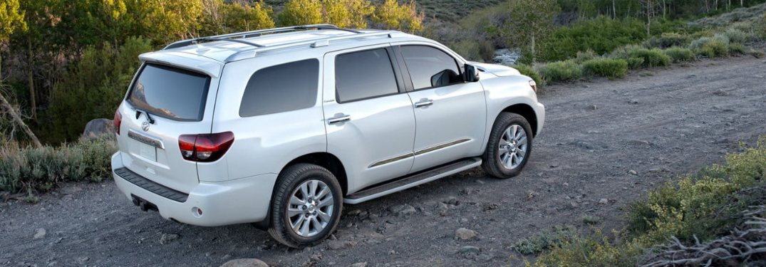Engine and Performance Features of the 2019 Toyota Sequoia