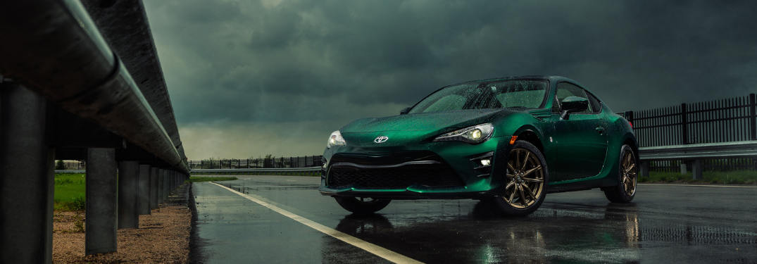 Toyota Pays Tribute to International Racing with Limited Edition 86