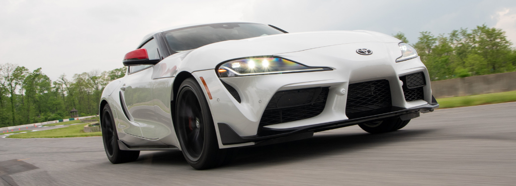 New Toyota Supra launch edition