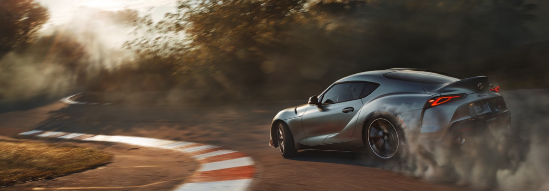 New 2020 Toyota Supra Paint Options Available