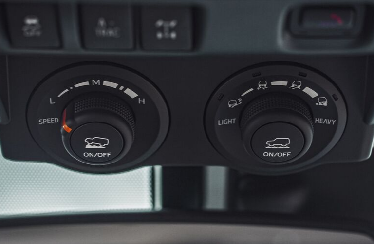 2020 Toyota 4Runner Drive mode select