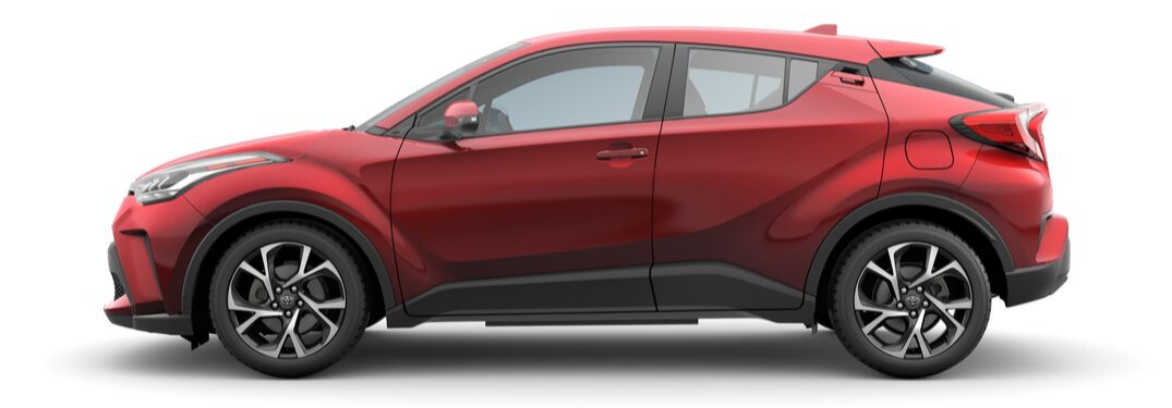 New 2020 Toyota C-HR Details Announced!