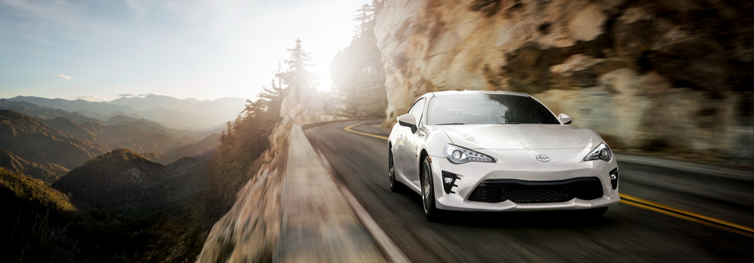 What Performance Features are on the 2019 Toyota 86?