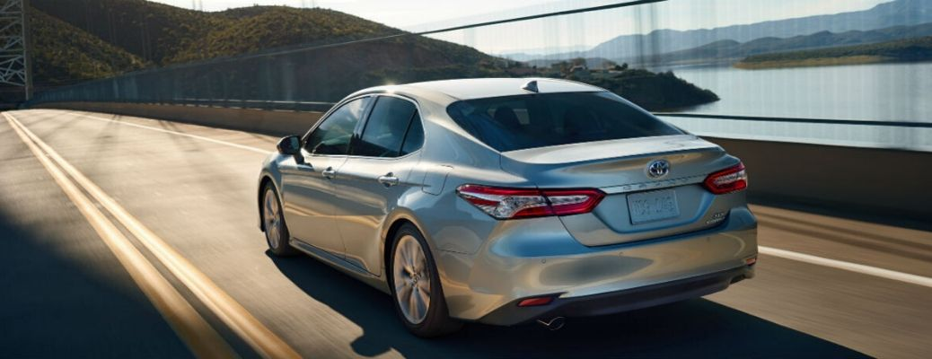 Does the 2020 Toyota Camry Offer Apple Carplay?