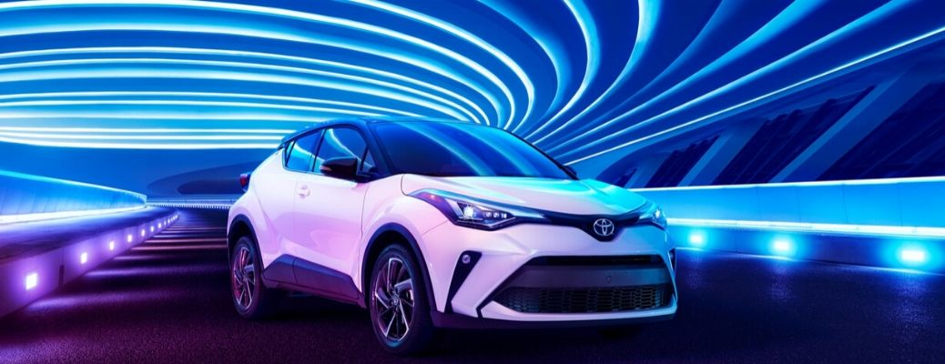 Exterior Colors of the 2020 Toyota C-HR