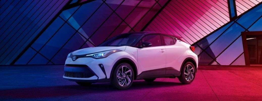 What Safety Technologies are on the 2020 Toyota C-HR?