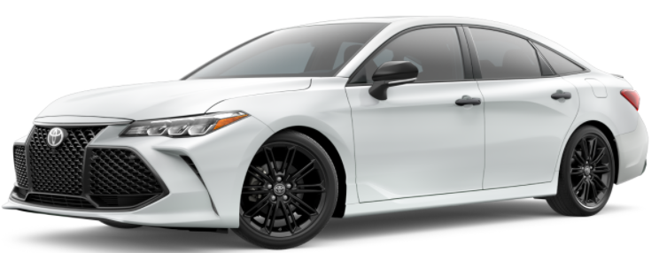 2021 Toyota Avalon Wind Chill Pearl