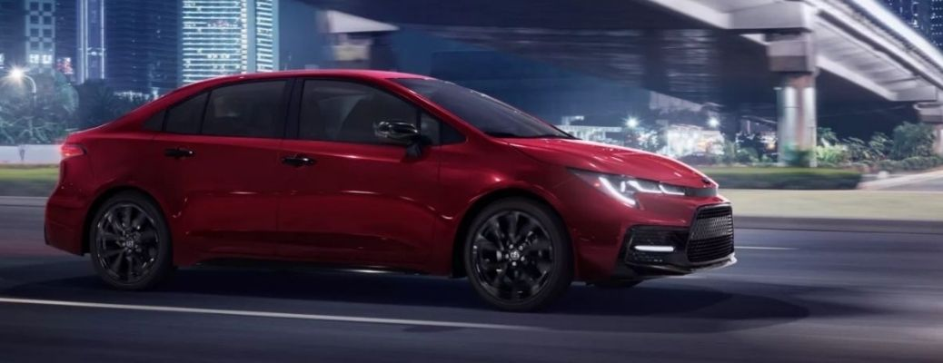 What Makes the 2022 Toyota Corolla a Technological Powerhouse?