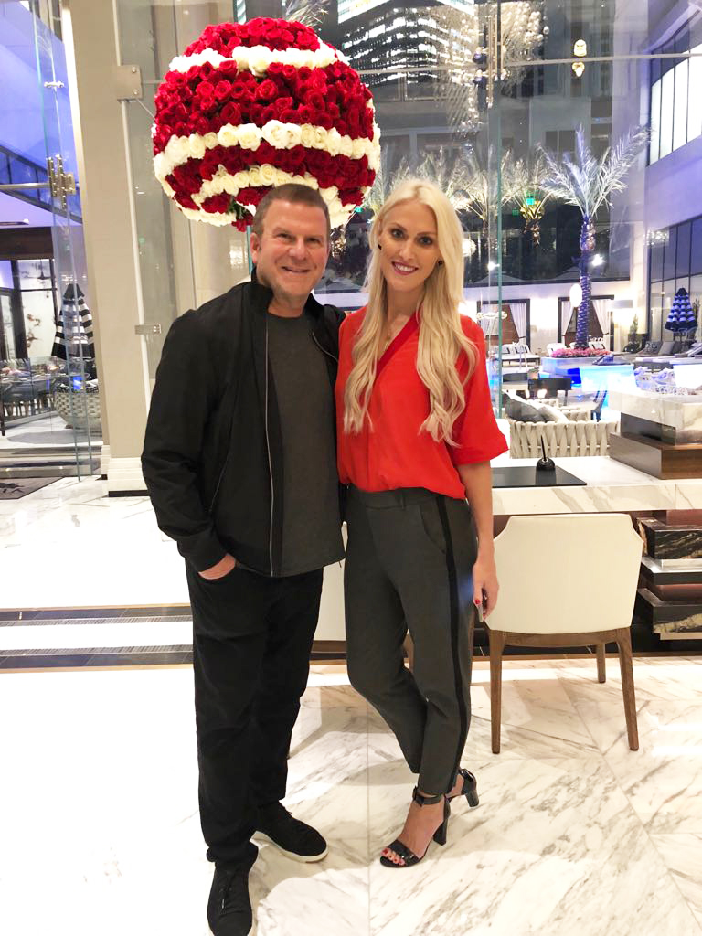 Supercar Blondie Talks Cars with Houston Billionaire Tilman Fertitta, Owner of Post Oak Motor Cars