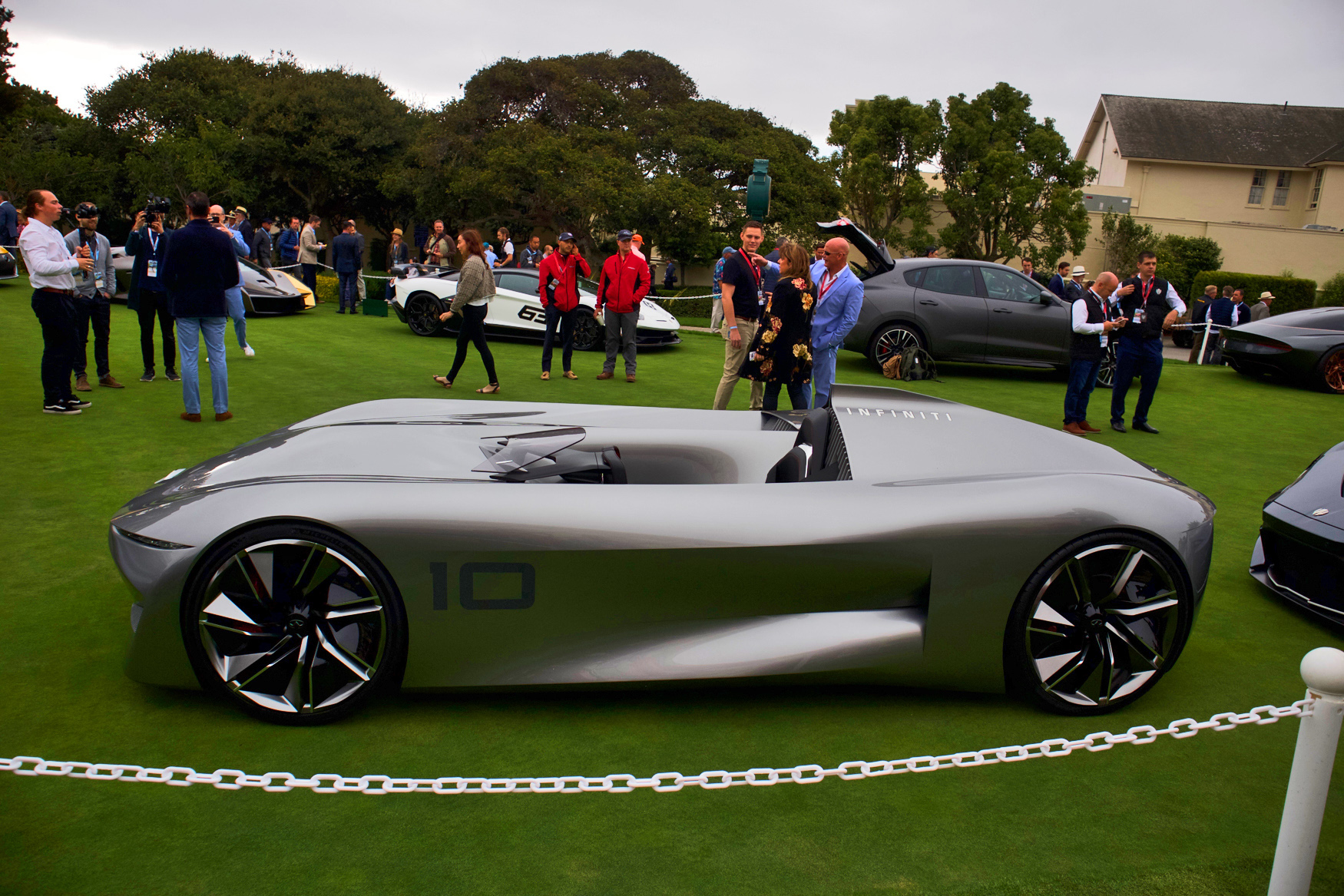 Pebble Beach and Quail with Post Oak Motor Cars