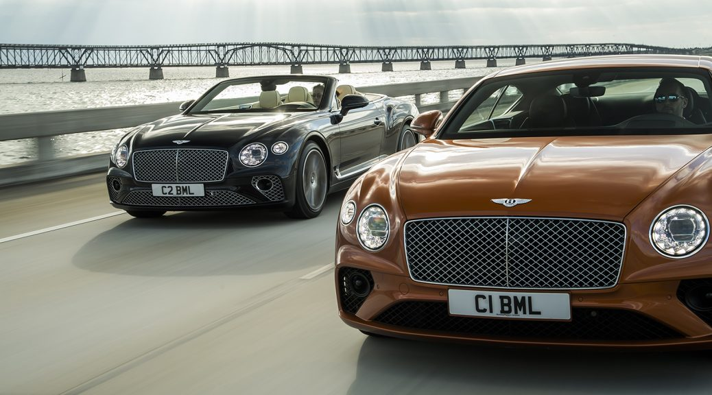 2020 Continental GT V8 Bentley Houston