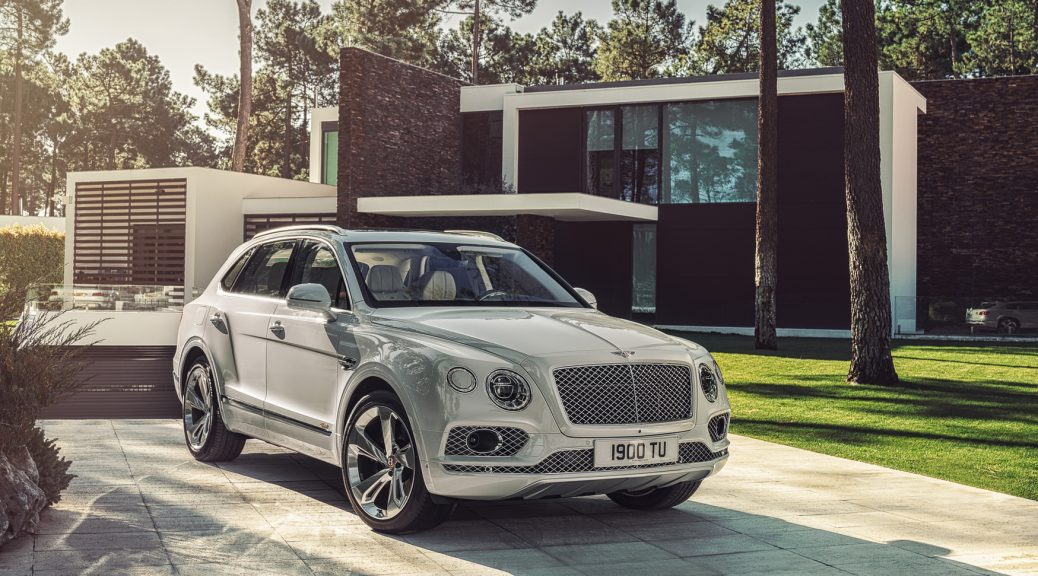 Bentayga Hybrid from Bentley Houston