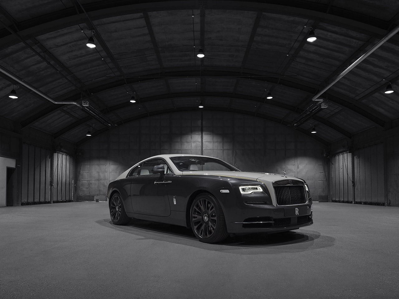 Rolls Royce Houston Eagle VIII Wraith