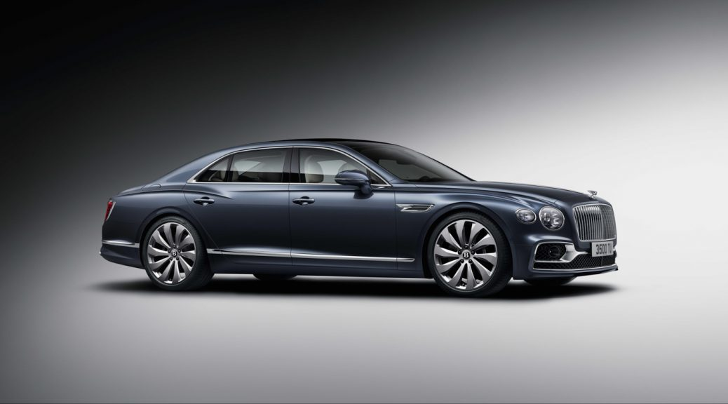 Bentley Houston 2020 Flying Spur