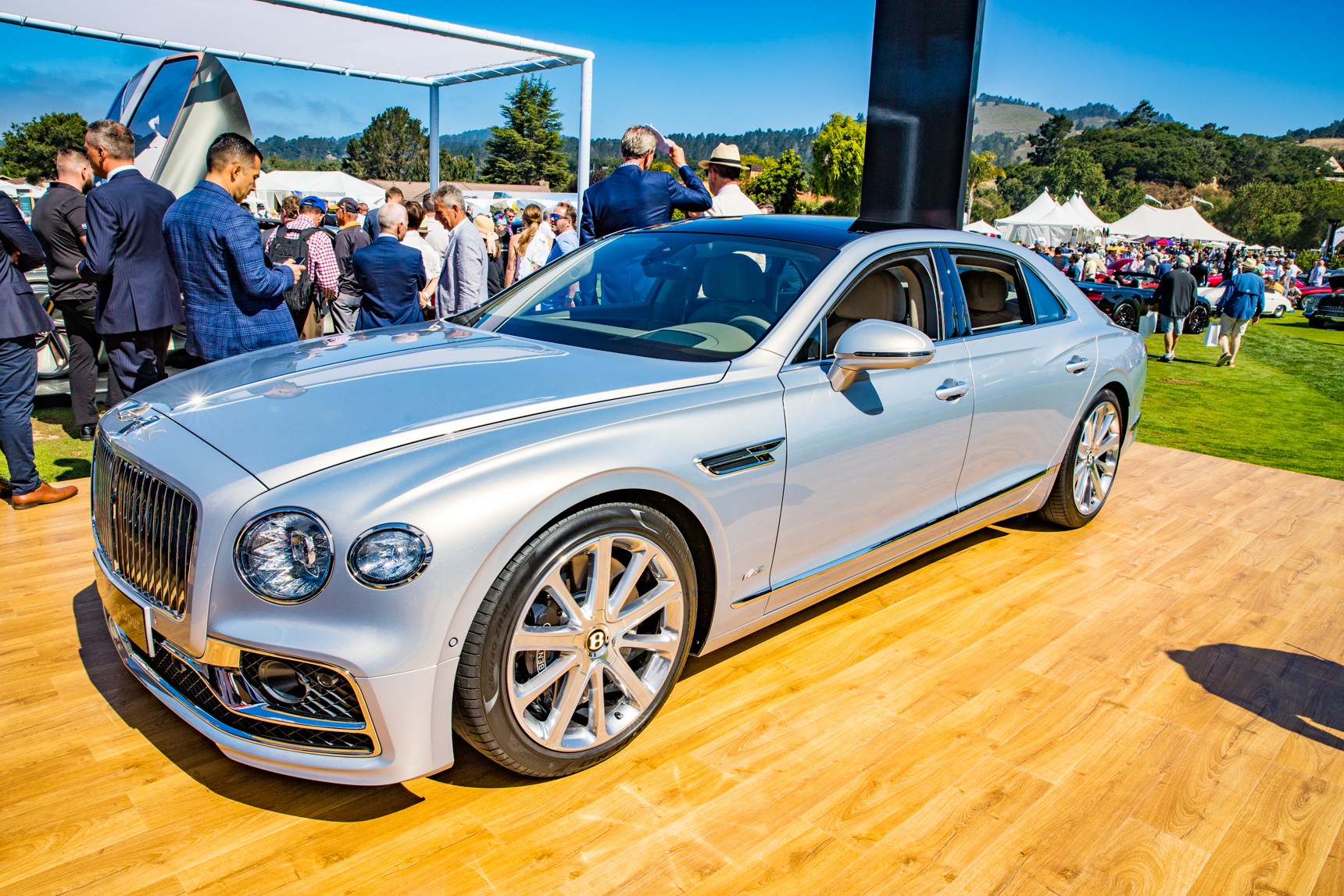 New Bentley Flying Spur Bentley Houston Post Oak Motor Cars