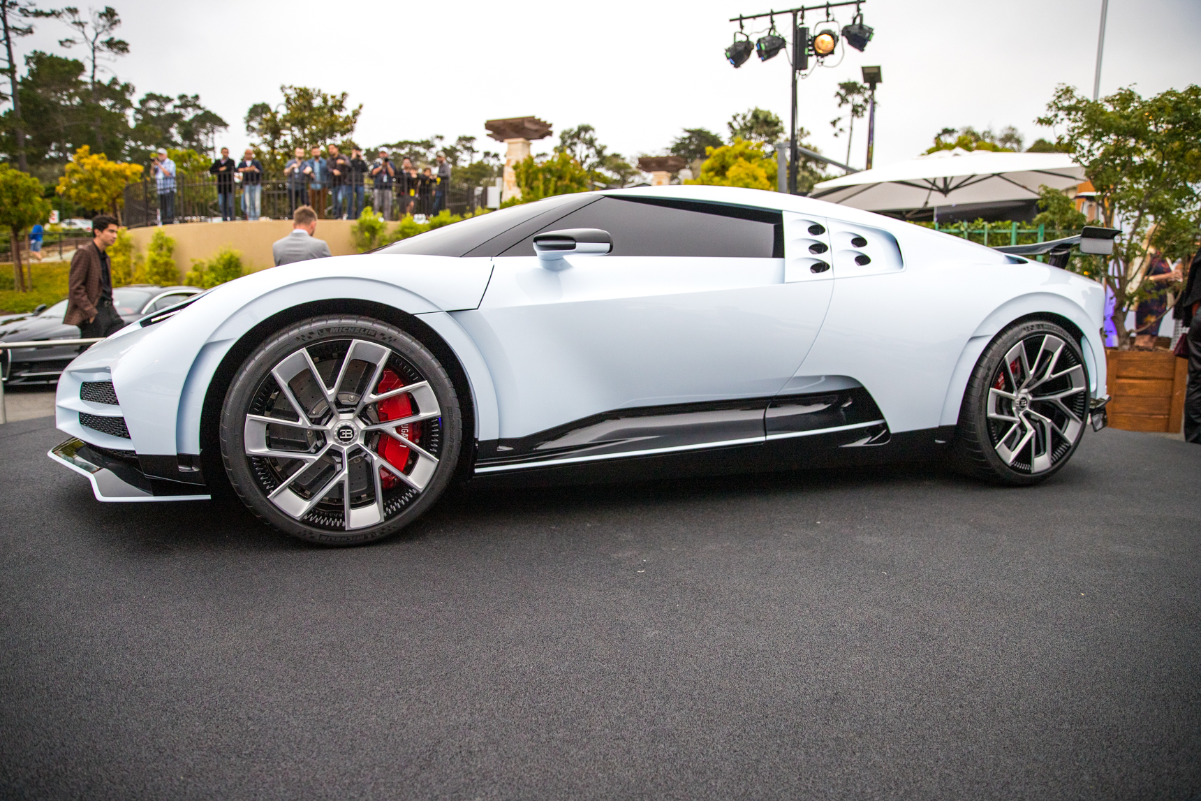 Bugatti Centodieci Bugatti Houston Pebble Beach