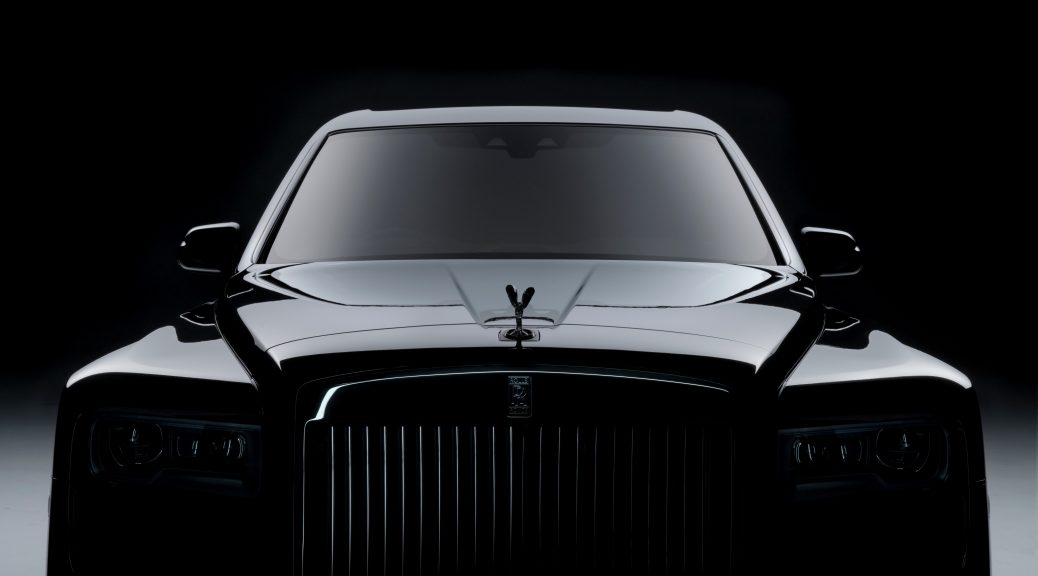 Rolls-Royce Black Badge Cullinan Rolls-Royce Houston