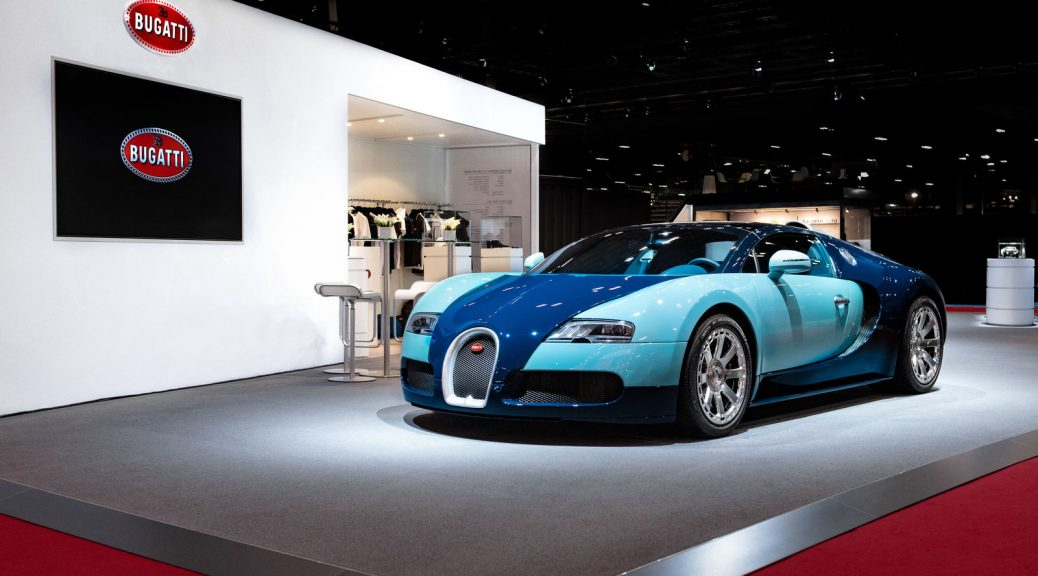 Bugatti Houston