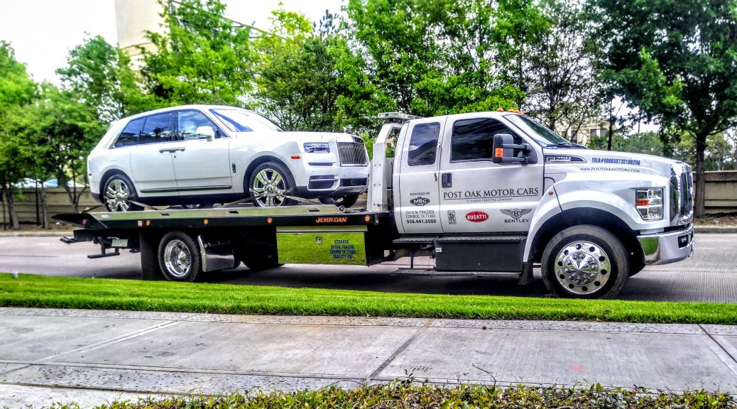Post Oak Motor Cars | No Contact Delivery