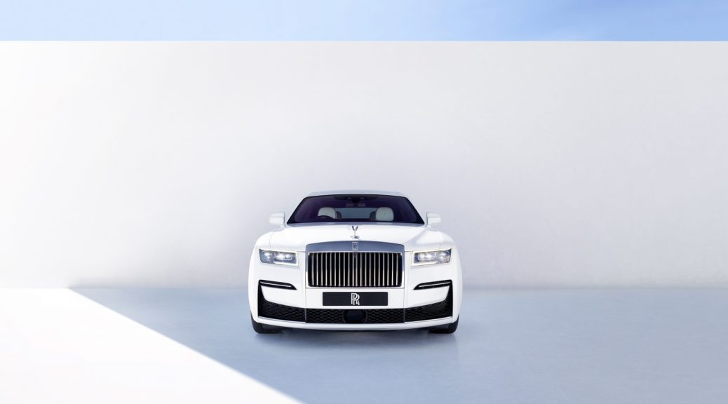 New Ghost from Rolls-Royce of Houston