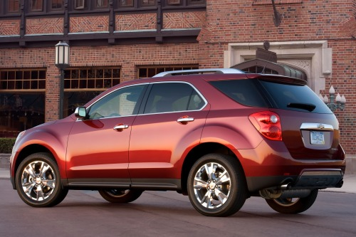 Crossover Suv From Chevy