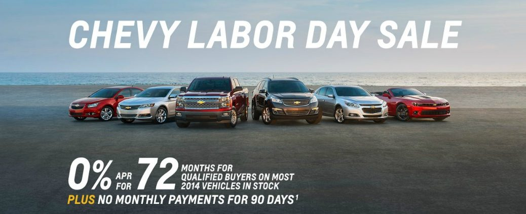 Chevy Labor Day Sale Scottsboro Huntsville AL