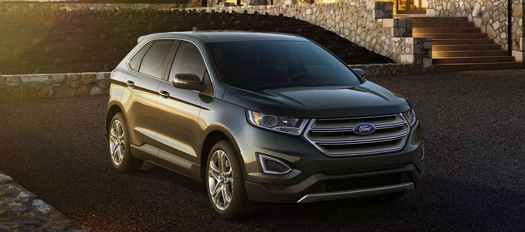 Ford Edge Pricing Information