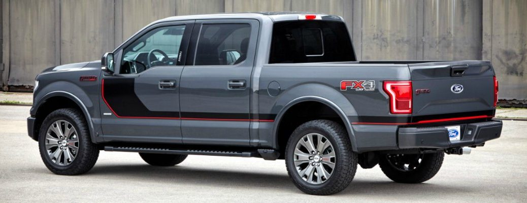 2016 Ford F-150 Scottsboro AL
